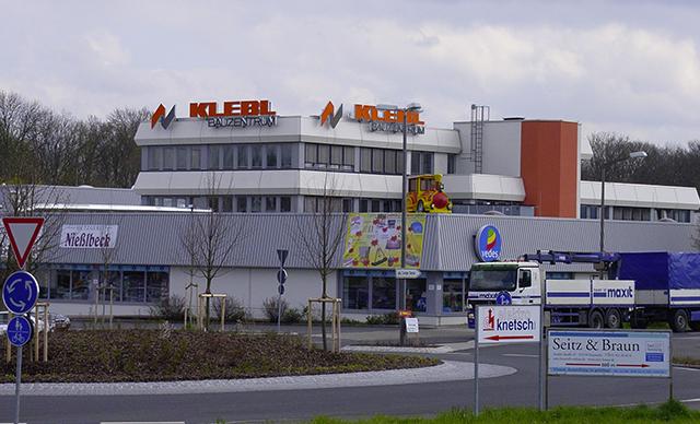 Klebl Bauzentrum